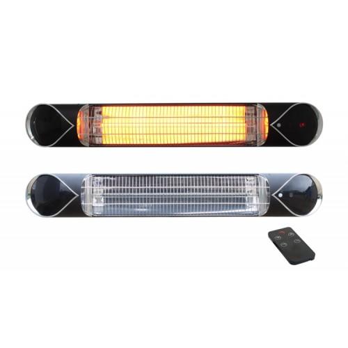 Karbónový infražiarič IQ STAR S black (čierny)2500 DOPRAVA ZDARMA