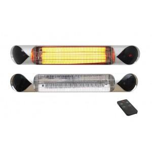 Karbónový infražiarič IQ-STAR S silver (strieborný)2500 DOPRAVA ZDARMA
