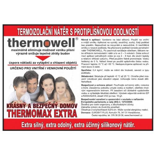Termoizolačný náter  THERMOMAX EXTRA 18 kg