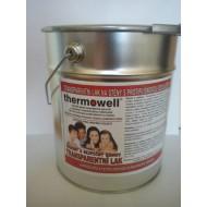 Bezfarebný lak na steny - balenie 4,8 kg