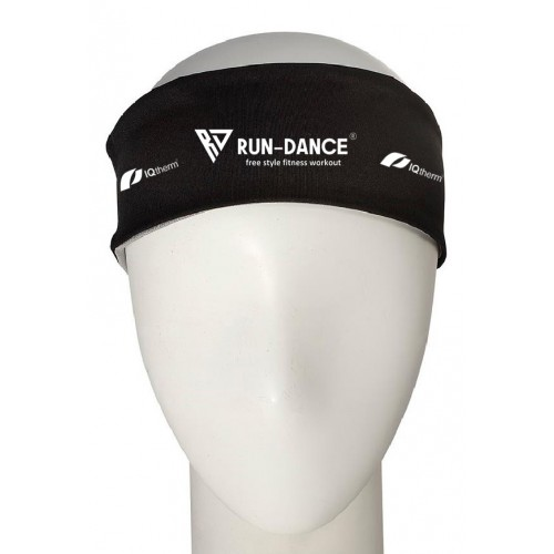 Značková športová čelenka RUN-DANCE