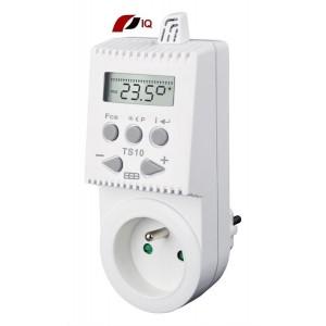 Zásuvkový termostat TS 10  pre modely BASIC a VERTICAL basic