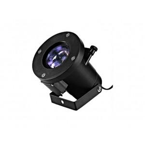 Vianočný LED laser projektor IQ-L 30 MULTI GOBO Není skladem !!!