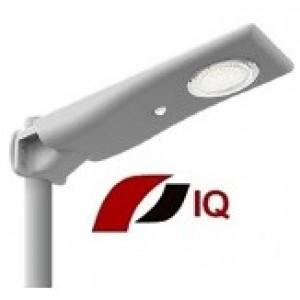 Solárne LED vonkajšie svietidlo IQ-ISSL 15 S