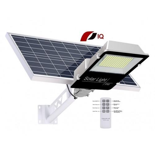 Solárne LED vonkajšie svietidlo IQ-ISSL 20 YQ VARIO + doprava zdarma.