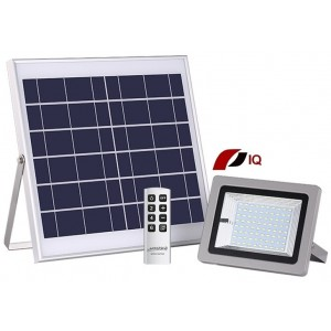 Solárne LED vonkajšie svietidlo IQ-ISSL 40 R NOVINKA
