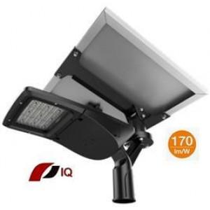Solárne LED vonkajšie svietidlo IQ-ISSL 50 VARIO BRG