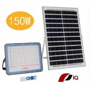 Solárne LED vonkajšie svietidlo IQ-ISSL HEG 150 + doprava zdarma!!!