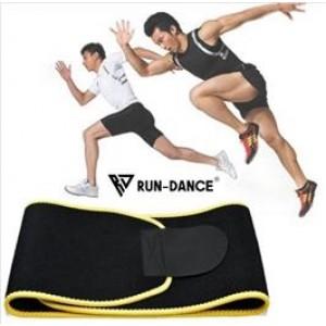 Športový bedrový thermo pás RUN-DANCE pre mužov