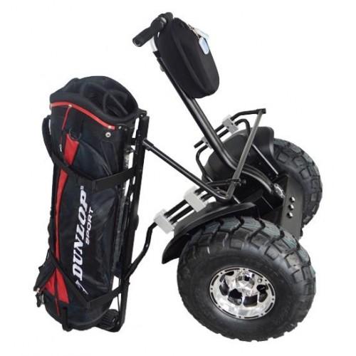 Offroadová dvoukolka IQ-ESOI – GOLF s nosičem golfových holí