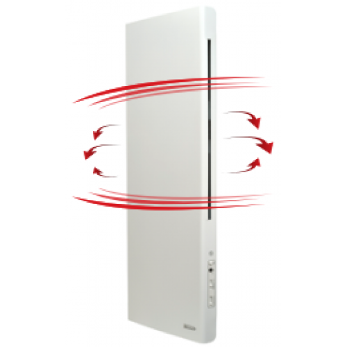 Elektrický dualny thermo radiátor IQ-K10 vertical  DOPRAVA ZDARMA