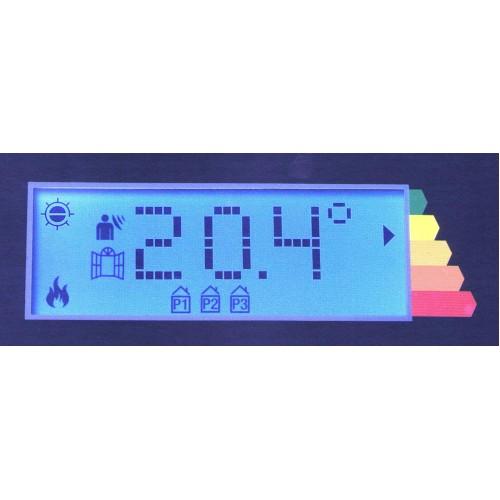 Elektrický dualny thermo radiátor IQ-K7 DOPRAVA ZDARMA