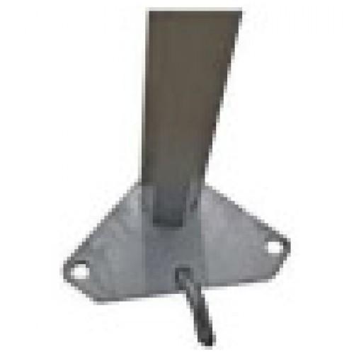 Nožnicový stan zelený rychlorozkládací PROFI - LIGHT 3x3m