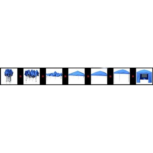 Nožnicový stan rychlorozkládací štandard 3x3m