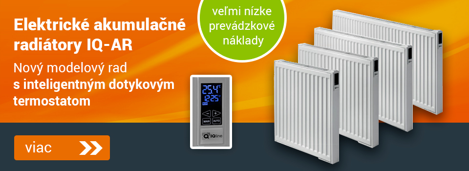 akumulacne radiátory